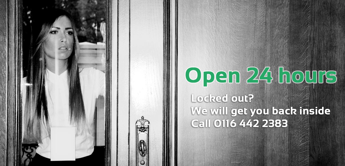 24 hour Emergency Locksmith Leicester