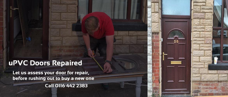 locksmith Leicester repairing upvc doors